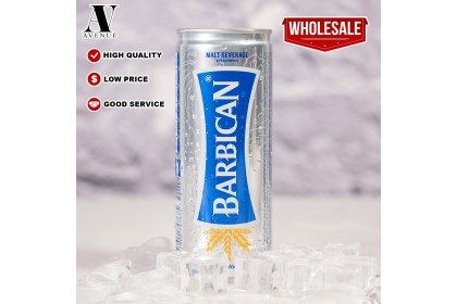 Barbican Can 4 Flavour's 250 ml ( 7 + 3 FREE  )