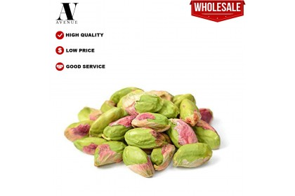 USA Premium Natural Raw Pistachio Nuts Kernel ( without Shell) (1kg - 500g - 250g - 100g ) Kacang Pistachio tanpa kulit